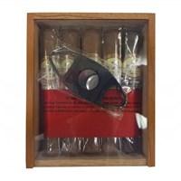 Набор сигар Te Amo WS Robusto Set/Cutter  (5 сигар)
