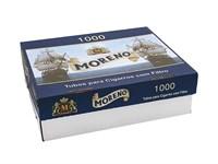 Гильзы для сигарет MORENO 1000 шт (Hard Box)