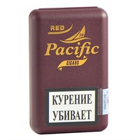 Сигариллы NEOS Pacifikc Red (10 шт)