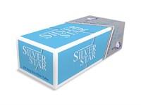 Гильзы для сигарет SILVER STAR BLUE Super Flow (200 шт.)