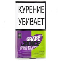 Табак для сигарет Mac Baren Double Grape Choice 40 гр.
