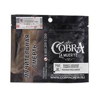 Табак для кальяна Cobra La Muerte 702 Sweet Orange 40 гр