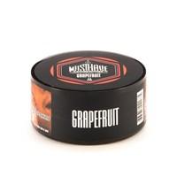 Табак для кальяна Must Have Undercoal Grapefruit банка 25 гр