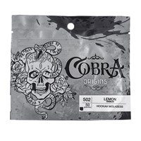 Смесь Cobra Origins Lemon (Лимон) 50 гр.