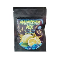 Бестабачная смесь Malaysian Mix medium Lemon 50 гр