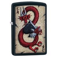 ZIPPO 29840 Dragon Ace Design