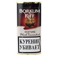 Табак для трубки Borkum Riff Black Cavendish 40 гр