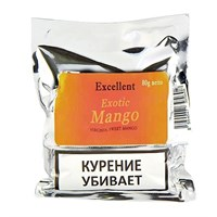 Табак для сигарет Excellent Exotic Mango 80 гр