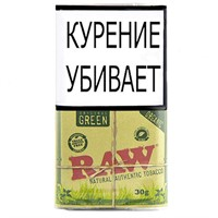 Табак для сигарет Mac Baren RAW Green (30 гр)