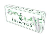 Гильзы для сигарет INVICTUS MENTHOL NO-CLICK 15mm (100 шт)