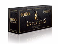 Гильзы для сигарет INVICTUS UNITS 15mm (1000 шт)