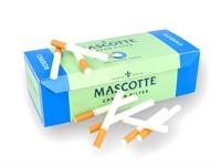 Гильзы для сигарет MASCOTTE Carbon (Угольный фильтр) (200 шт.)