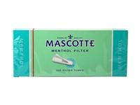 Гильзы для сигарет Mascotte menthol (100 шт)