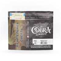 Табак для кальяна Cobra La Muerte 703 White Pear (Белая груша) 40 гр