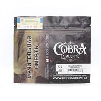 Табак для кальяна Cobra La Muerte 772 Lemongrass (Лемонграсс) 40 гр