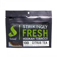 Табак для кальяна Fumari Чай с лимоном (Citrus Tea) 100 гр