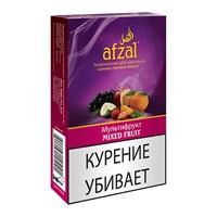 Табак для кальяна Afzal Мультифрукт (Mixed Fruit) 40 гр