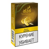 Табак для кальяна Afzal Банан (Banana) 40 гр