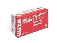 Гильзы для сигарет Gizeh Compact Size (120 шт)