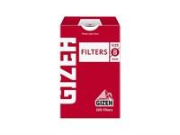 Фильтры для самокруток Gizeh 8 мм 100 шт