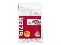Фильтры для самокруток Gizeh Slim 6 мм (120+30 шт)