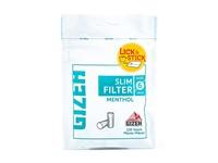 Фильтры для самокруток Gizeh Slim Menthol 6 мм (120 шт)