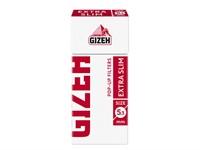 Фильтры для самокруток Gizeh Pop-Up filters Extra Slim (126 шт)