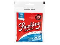 Фильтры для самокруток Smoking Slim Classic (120 шт.)