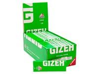 Сигаретная бумага Gizeh Fine Green Cut-Corners 70 мм 50 листов