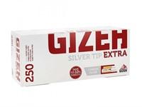Гильзы для сигарет Gizeh Silver Tip Extra (250 штук)