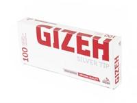 Гильзы для сигарет Gizeh Silver Tip (Original) (100 шт)