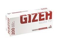 Гильзы для сигарет Gizeh Silver Tip (200 шт)