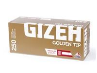 Гильзы для сигарет Gizeh Golden Tip (250 шт)