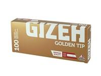 Гильзы для сигарет Gizeh Golden Tip (100 шт)