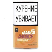 Табак для сигарет Mac Baren Mango Choice #25 40 гр