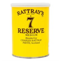 Табак для трубки Rattrays 7 Reserve Medium (100 гр)