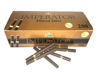 Гильзы для сигарет IMPERATOR Brown Gold X Long 200 шт.