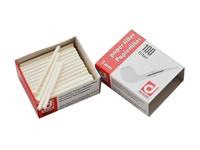 Фильтры для трубки Denicotea 3 мм бумажные (уп-ка 100 шт)